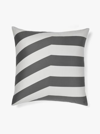 Tilted Stripe European Pillowcase