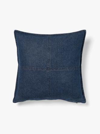 Vintage Denim Cushion