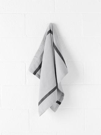 Vintage Stripe Tea Towel