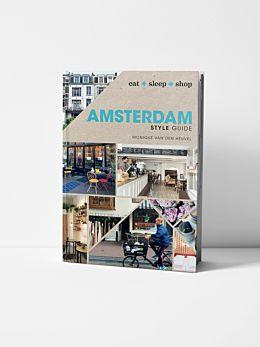 Amsterdam Style Guide by Monique van den Heuvel