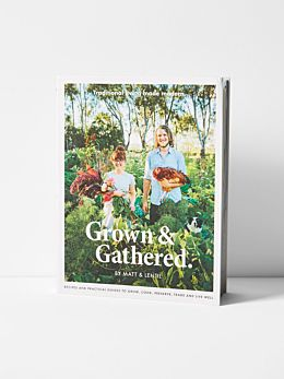 Grown & Gathered by Lentil and Matt Purbrick
