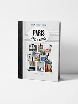 Paris Style Guide by Elodie Rambaud