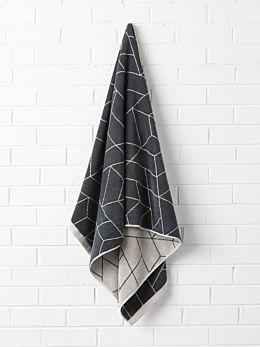 Cos Bath Towel - Greystone