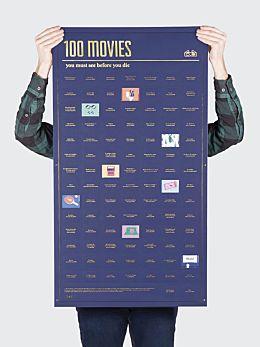 100 MOVIES you must see before you die