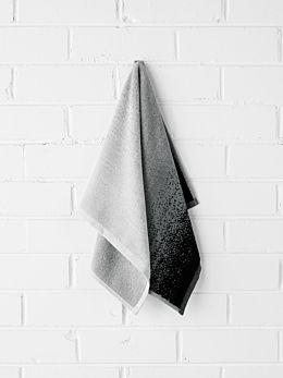 Eclipse Hand Towel - Kohl