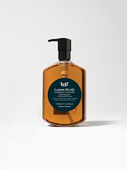 Lemon Myrtle Body Cleanser 500ml by Leif