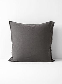 Maison Fringe European Pillowcase - Flint