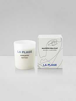 La Plage Scented Candle by Maison Balzac