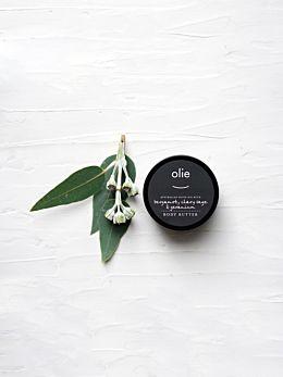 Bergamot, Clary Sage & Geranium Body Butter by Olie