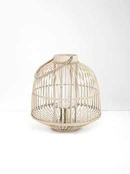 Pacific Bamboo Lantern - Medium