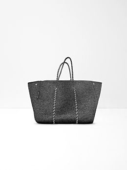 Tote bag by Parfait ce cabas - Grey Marle