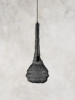 Bulb Lamp - Black