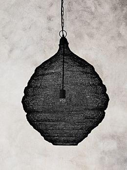 Teardrop Lamp - Black