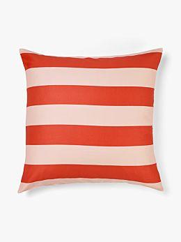 Wide Stripe European Pillowcase