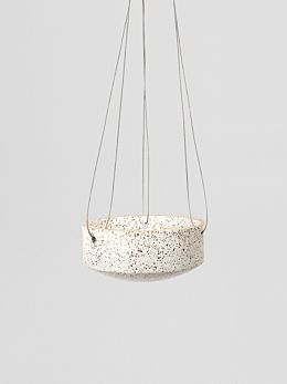 Ash Embers Hanging Planter Small by Zakkia