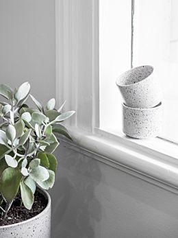 Ash Embers Bowl Planter Small by Zakkia