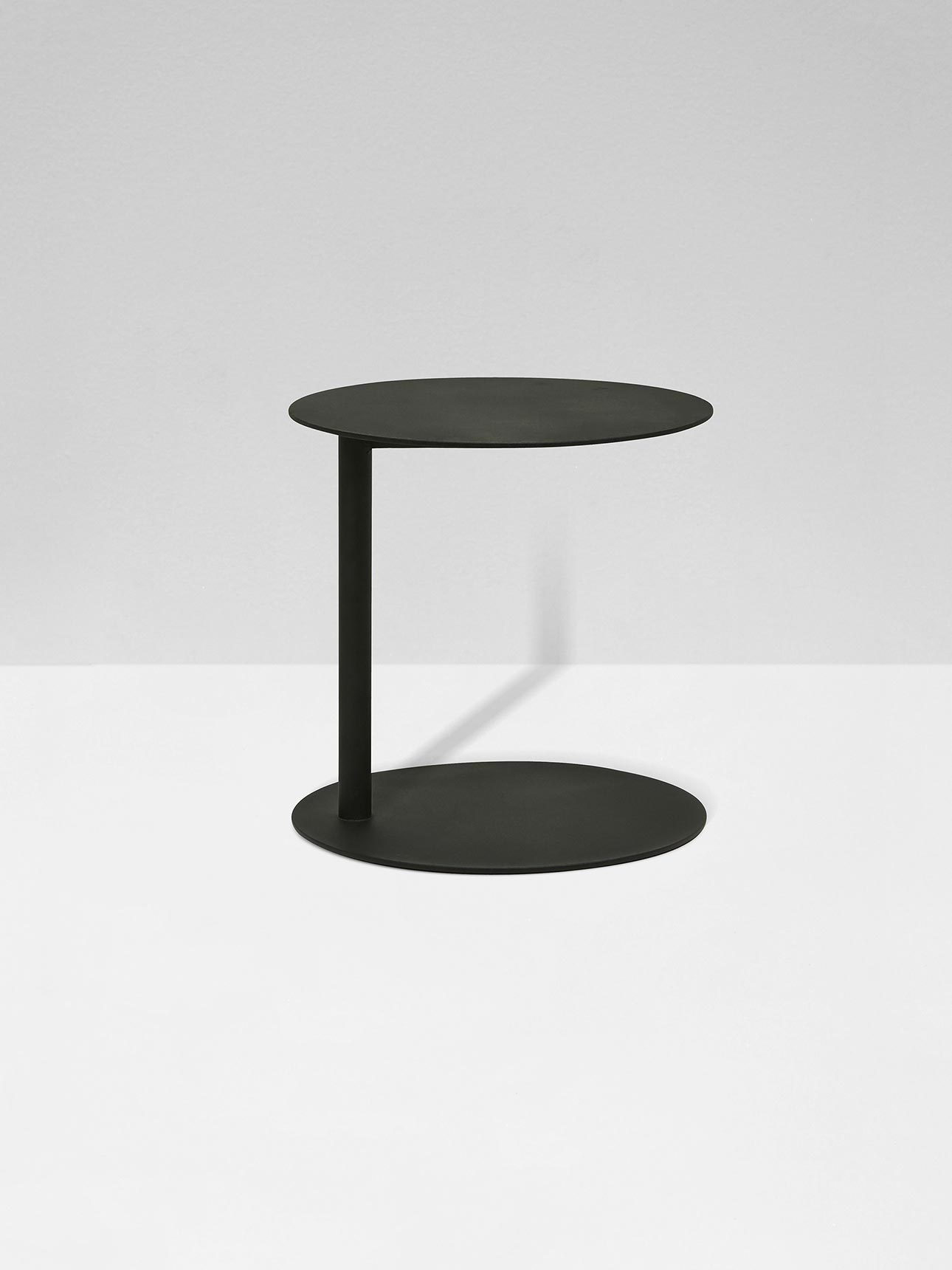 Globe West Alperto Side Table Black Aura Home