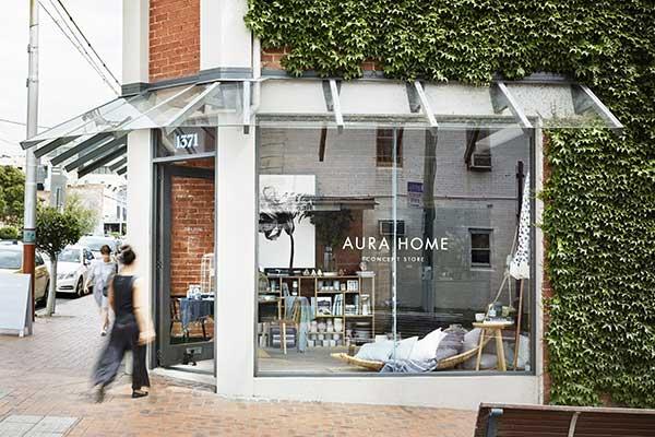 Aura Home Concept Store Malvern Road